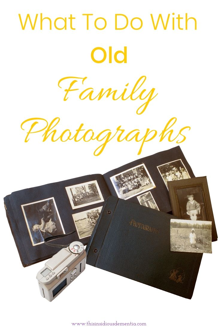 Old family Photo albums